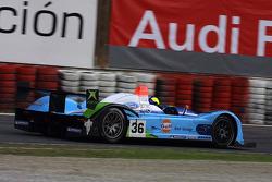 #36 Paul Belmondo Racing Courage C65 Ford: Claude-Yves Gosselin, Karim Ojjeh, Vincent Vosse