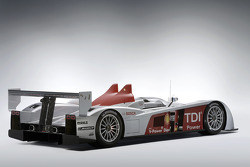 The new Audi R10
