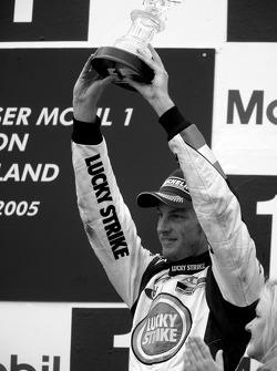 Podium: Jenson Button