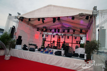 Red Bull Petit Prix in Manheim: the stage