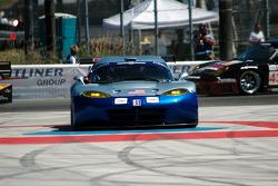 #71 Carsport America Dodge Viper: Tom Weickardt, Michele Rugolo