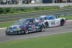 #23 Horizon Motorsports LLC Pontiac GTO: Kris Szekeres, Charles Espenlaub, #2 CITGO - Howard - Boss Motorsports Pontiac Crawford: Andy Wallace, Milka Duno