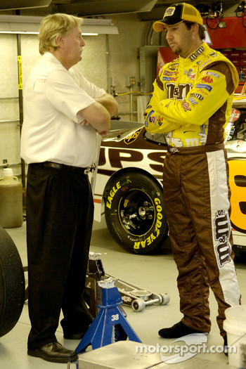 Robert Yates and Elliott Sadler