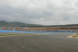 The circuit of Istanbul Otodrom
