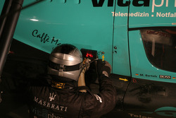 #9 Vitaphone Racing Team Maserati MC-12 GT1: Eric Van De Poele, Michael Bartels, Timo Scheider