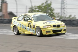 #09 Automatic Racing BMW M3: Jep Thornton, David Russell