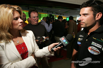 Pre-event press conference: Alex Tagliani