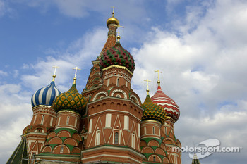 Beautiful St. Basil Cathedral