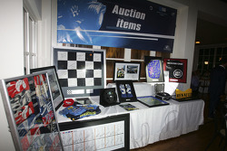 Various items to be auctioned