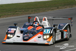 #37 Intersport Racing Lola B05/40 AER: Clint Field, Liz Halliday