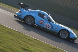 #57 Paul Belmondo Racing Chrysler Viper GTS/R: Jean-Michel Papolla, Didier Sommereau, Kurt Molekens