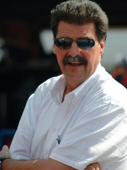 NASCAR COO Mike Helton