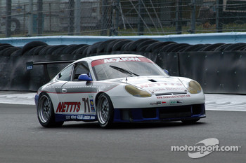 #71 SAMAX Porsche GT3 Cup: Mark Greenberg, Ryan Dalziel