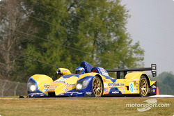 #8 B-K Motorsports Courage C-65 Mazda: Jamie Bach, Guy Cosmo, Elliott Forbes-Robinson