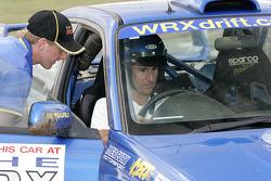 Subaru WRX experience: Mario Dominguez