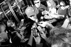 Interviews for Jeff Gordon