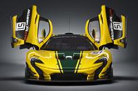 McLaren P1 GTR unveiling