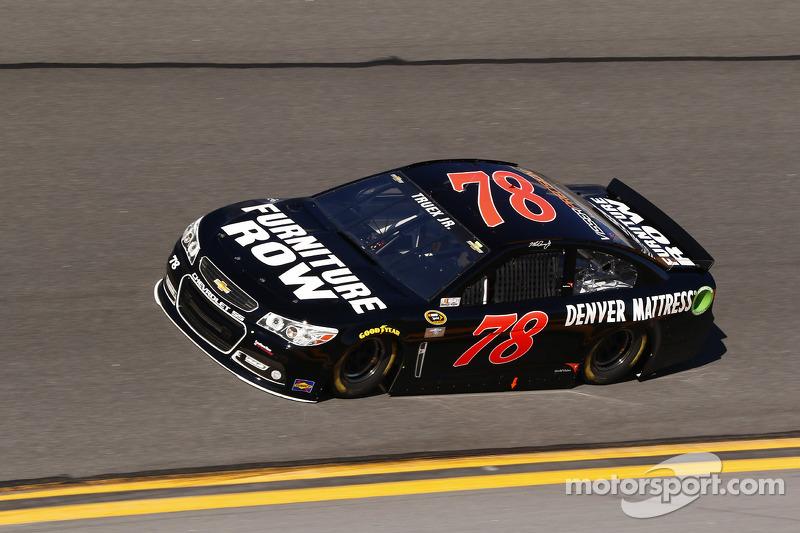Martin Truex Jr Furniture Row Racing Chevrolet At Daytona 500