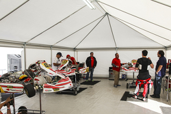 Piquet Sports team area