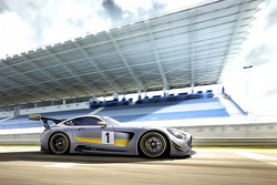 The new 2016 Mercedes-AMG GT3 teaser