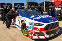 Car of Trevor Bayne, Roush Fenway Racing Ford