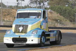 #4 Paris Truck Racing Volvo: Manuel Rodrigues