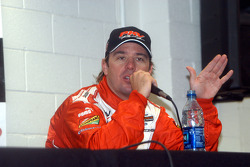Third place finisher Jimmy Vasser