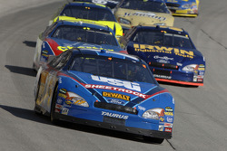 Matt Kenseth leads Greg Biffle and Kurt Busch