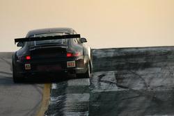 #45 Flying Lizard Motorsports Porsche 911 GT3 RSR: Johannes Van Overbeek, Jon Fogarty, Darren Law