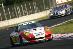 #80 Synergy Racing Porsche GT3 Cup: Craig Stanton, David Murry