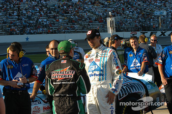 Bobby Labonte and Kyle Petty