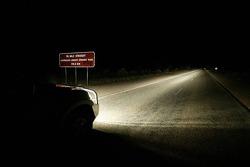 Australia's longest straight road