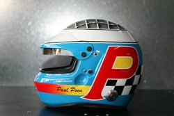 Photoshoot: helmet of Paul Poon