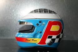 Photoshoot: helmet of Paul Poon