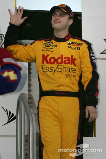 Drivers presentation: Travis Kvapil