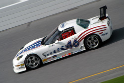 #46 Michael Baughman Racing Corvette: Michael Baughman, Mike Yeakle