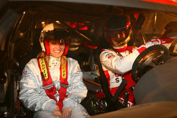 Sébastien Loeb and guest