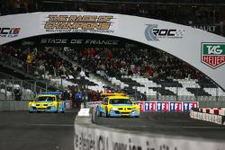 Superfinal 1: Tom Kristensen and Sébastien Loeb