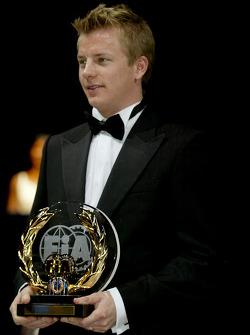 FIA Formula One second place Kimi Raikkonen