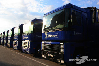 Michelin transporters