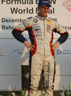 Podium: Nicolas Huelkenberg