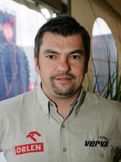 Team Nissan Dessoude presentation: Jean-Marc Fortin