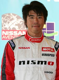 Team Nissan Dessoude presentation: Jun Mitsuhashi
