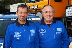 Team Gauloises Schlesser: François Borsotto and Jean-Louis Schlesser