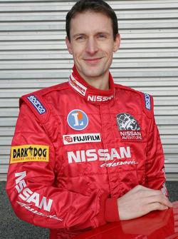 Team Nissan Dessoude public presentation: Sylvain Poncet