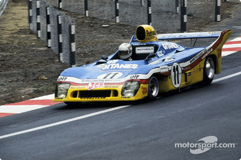 #11 Grand Touring Cars Inc. Mirage GR8 Renault: Sam Posey, Michel Leclre
