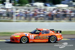 the first Vipers at LeMans: #40 Dodge Viper RT/10 driven by René Arnoux, Justin Bell, Bertrand Balas