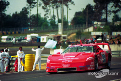 #30 Chevrolet Corvette ZR-1: John Paul, Jr., Chris McDougall, James Mero