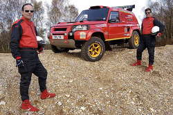 Team Rally Raid UK: Paul Green and Martin Coulson