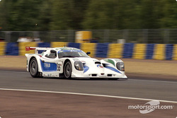 #55 David Price Racing Panoz GTR1: David Brabham, Perry McCarthy, Doc Bundy